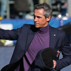 """Fiorentina, Paulo Sousa: """"Qualche rischio, ma l'importante era vincere"""""""