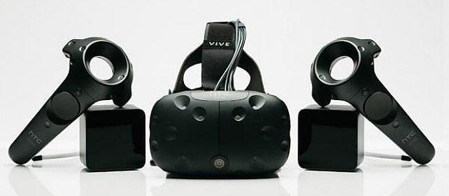 Htc Vive, il prezzo della realtà virtuale /   Foto