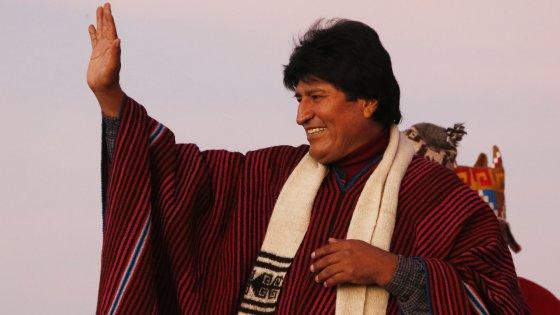 Evo Morales: un presidente è per sempre