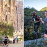 MWC 2016, Zuckerberg alla Sagrada Familia: jogging per le strade di Barcellona