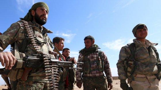 Siria, accordo Usa-Russia su cessate il fuoco. Possibile stop alle ostilità dal 27 febbraio