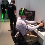 MWC 2016, 30 minuti con HTC Vive: la realtà virtuale in prova