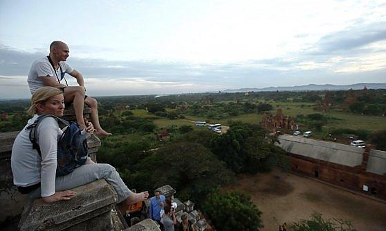 Myanmar. No al turismo selvaggio nell'antica capitale Bagan
