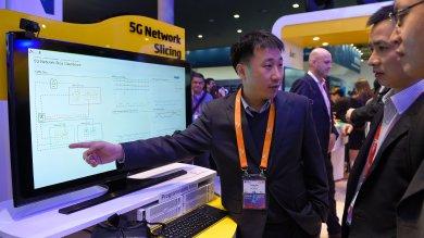 Il 5G che trasporta la realtà virtuale  e riesce a dare un cervello ai robot