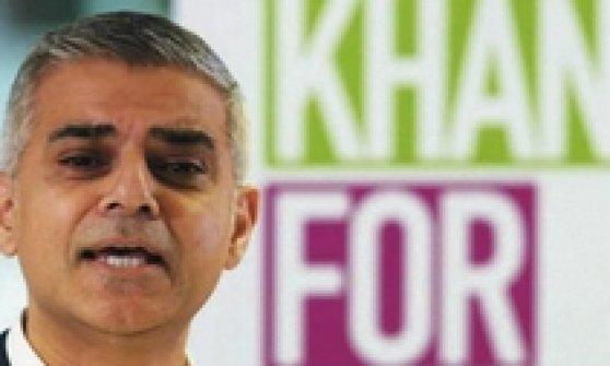 "Sadiq Khan: ""Io, musulmano e vero europeo, sarò sindaco a Londra"""