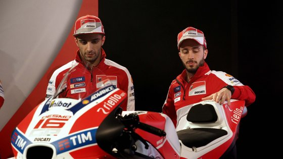 """MotoGp, ecco la nuova Ducati. Dall'Igna: """"E' giunta l'ora di vincere"""""""
