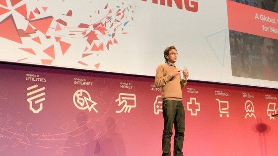 """MWC 2016 - Jonah Peretti, fondatore di BuzzFeed: """"Il futuro dei video virali è mobile"""""""
