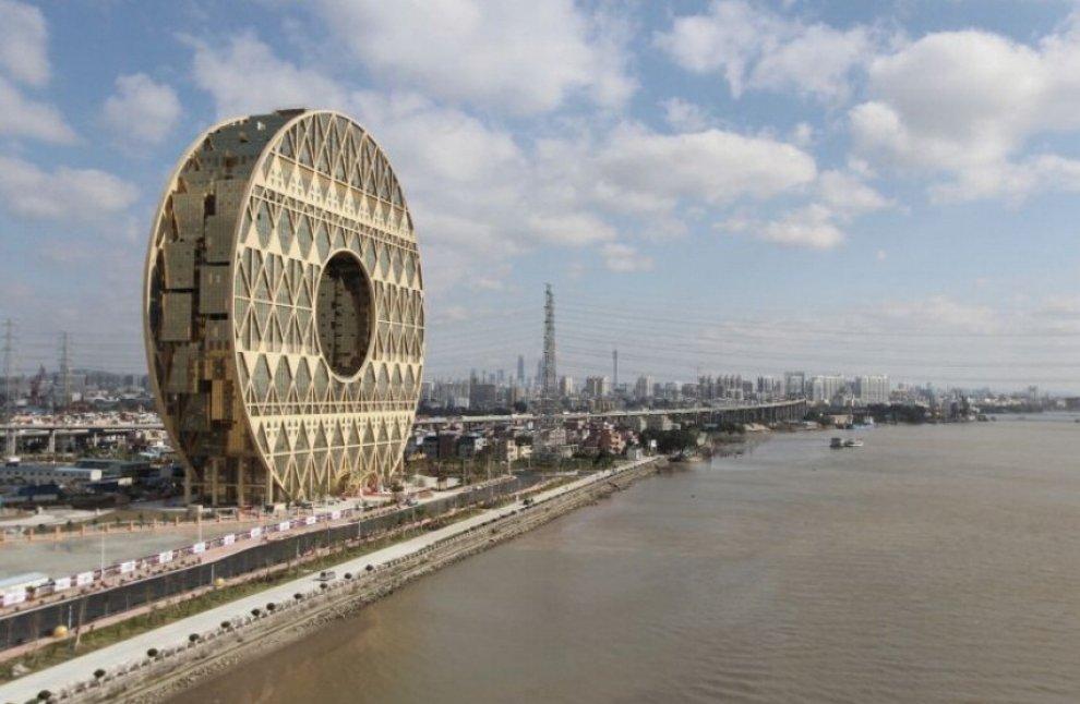 """Cina: stop per legge alle costruzioni """"bizzarre"""""""
