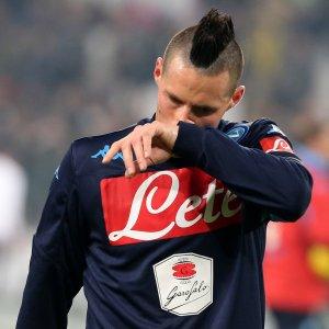 Napoli, Hamsik: ''Guardiamo avanti''. Villarreal e Fiorentina per cambiare marcia