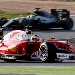 F1, tutti contro tutti per la pole: in pista come nel wrestling