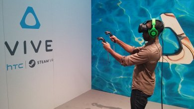"""""""Dall'oceano allo spazio. In una stanzetta"""" Benvenuti nella realtà virtuale /   Foto"""