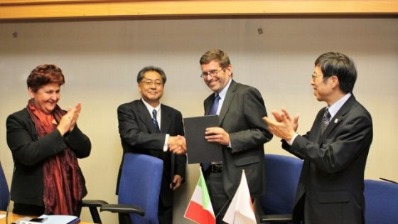 Enea: accordo Italia-Giappone su nuove reti elettriche