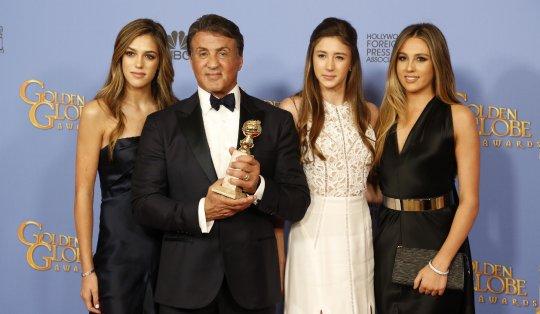 """Stallone sul ring degli Oscar, i 40 anni di Rocky: """"Un'opportunità di riscatto"""""""
