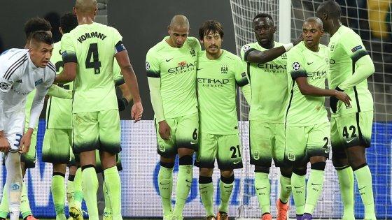 Champions: City ipoteca i quarti con un tris a Kiev, Atletico bloccato dal Psv