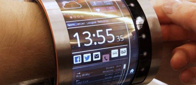 Wearable del desiderio: il maxi bracciale LCD