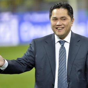 Inter, Thohir non venderà le sue quote. Kondogbia, squalifica ridotta: ok per la Juve
