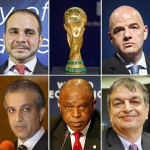 Fifa,si sceglie il successore di Blatter: Infantino o lo sceicco?