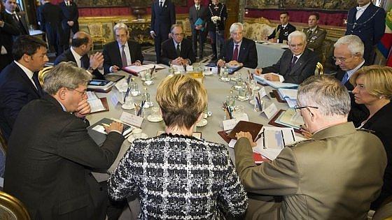 Libia, Consiglio supremo della Difesa: pronti a intervento su richiesta delle autorità locali