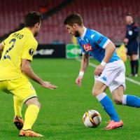 Europa League: Napoli-Villarreal, il film della partita