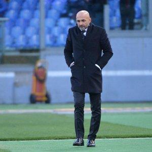 """Roma, Spalletti sale in cattedra: """"Basta parlare di Totti, guardate come gioca Salah"""""""