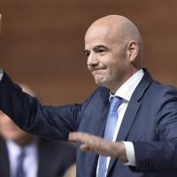 Fifa, è Infantino il nuovo presidente