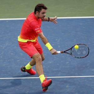 Tennis, Dubai: finale Wawrinka-Baghdatis. Bolelli-Seppi ok in doppio