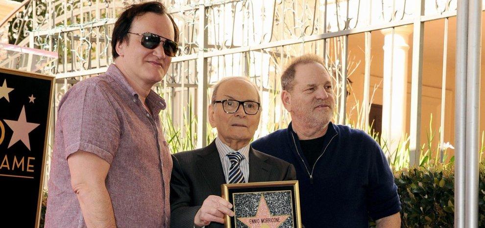 """Morricone, stella n° 2574 sulla Walk of Fame. """"Non posso tradire la mia musica"""""""