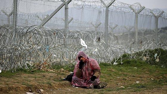Migranti, sul confine greco blindato ogni giorno si fermano mille nuovi rifugiati