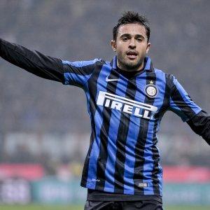 Inter, Eder: ''Il gol arriverà, coraggio e sacrificio per battere la Juve''