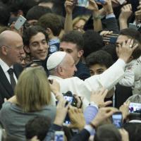 Settemila imprenditori in udienza dal Papa: la prima di Confindustria in Vaticano