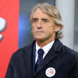 Inter, Mancini: ''Juve forte ma non siamo distante. Io ct azzurro? Sto bene qui''