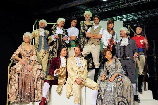 """Lucia Mascino, film, teatro e tv, si fa in cinque per """"Candide"""""""