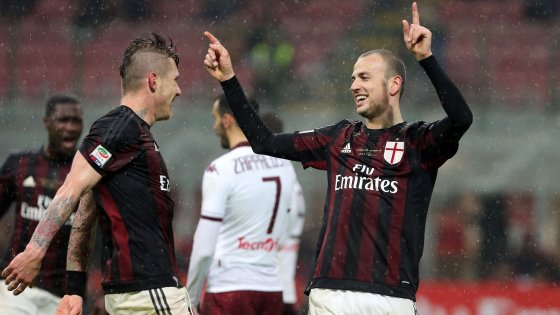 Milan-Torino 1-0: basta Antonelli, Europa nel mirino