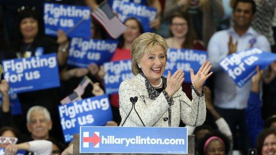 Usa 2016, vittoria schiacciante di Hillary alle primarie democratiche in South Carolina: 73,5%, Sanders 26%