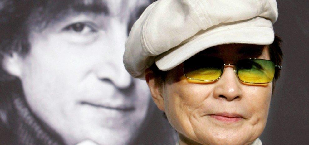 Yoko Ono dimessa dall'ospedale