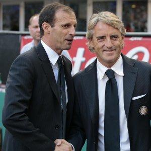 Serie A: la Juventus batte l'Inter. Vincono Samp, Udinese e Chievo