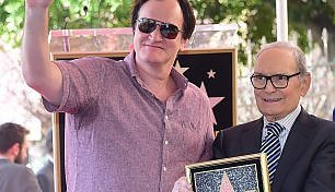Morricone, stella n° 2574 sulla Walk of Fame