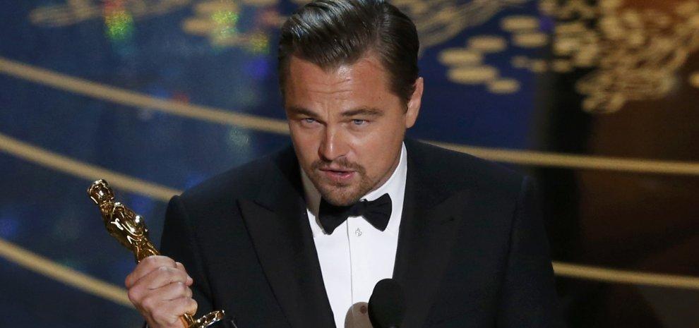 """Il miglior film è """"Spotlight"""". Finalmente DiCaprio. Morricone: standing ovation"""