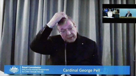 """Pedofilia, il cardinale Pell: """"La Chiesa ha commesso errori enormi"""""""