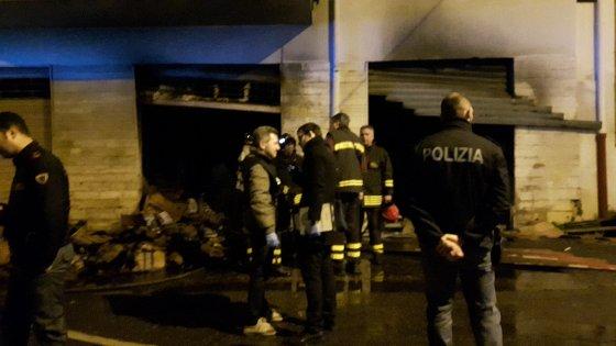 Reggio Calabria, distrutto il negozio dell'imprenditore antiracket Bentivoglio