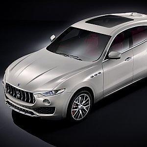 Fca scatta a Piazza Affari: parte la produzione del suv Levante Maserati