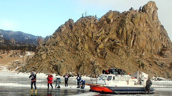 Lago Baikal. Immensa riserva di natura. E d'acqua
