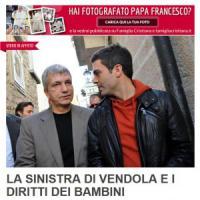 Caso Vendola, Boldrini: