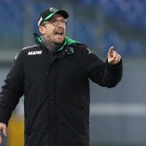 """Sassuolo, Di Francesco: """"Siamo stati perfetti, ora testa al Milan"""""""