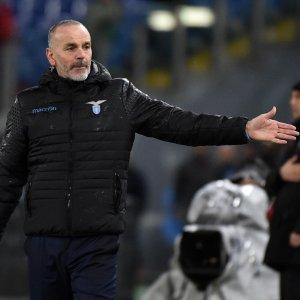 """Lazio, Pioli: """"Inutile continuare a parlare di quinto posto"""""""