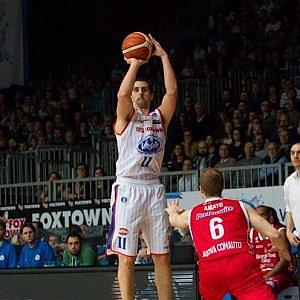 Basket: Cantù ritrova il successo, Pistoia ko