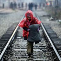 Quell'infanzia negata al confine tra Grecia-Macedonia