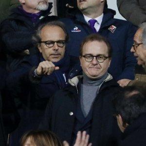"""Fiorentina, Della Valle pensa già alla Roma: """"Vogliamo il terzo posto"""""""