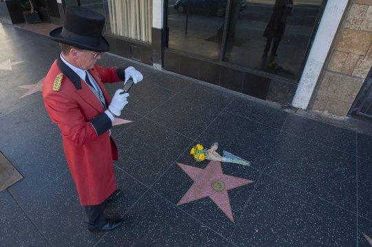 "E' morto George Kennedy, Oscar per ""Nick mano fredda"""
