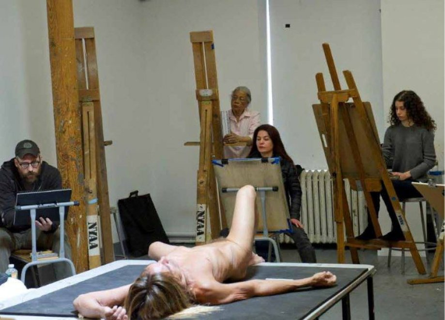Usa, Iggy Pop nudo: in posa per gli studenti dell'Accademia d'Arte di New York